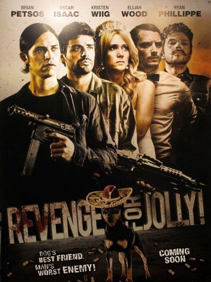 ���� �����! - Revenge for Jolly!