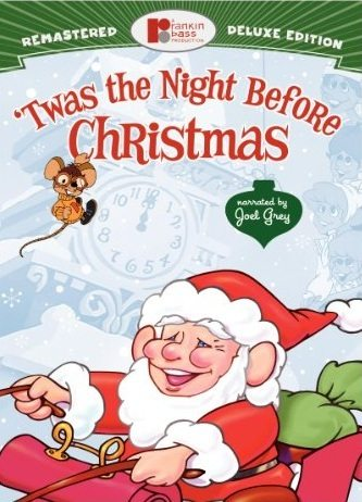 Это была ночь перед Рождеством - Twas the Night Before Christmas