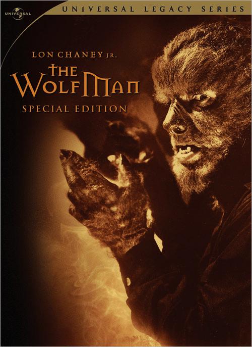 �������-���� - The Wolf Man