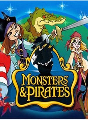 Монстры и пираты - Monsters & Pirates