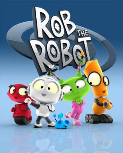 Робот Робик - Rob the Robot