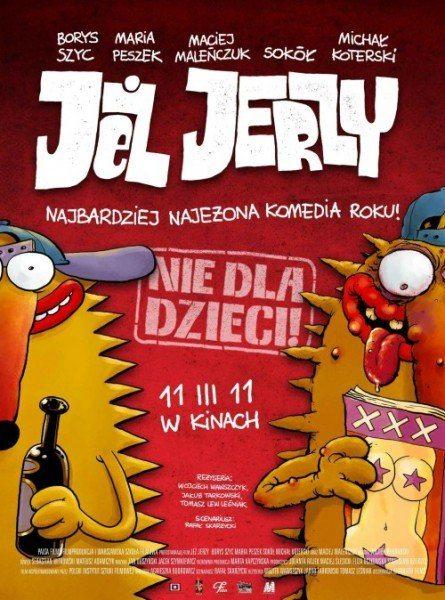 Ёж Ежи - Jez Jerzy