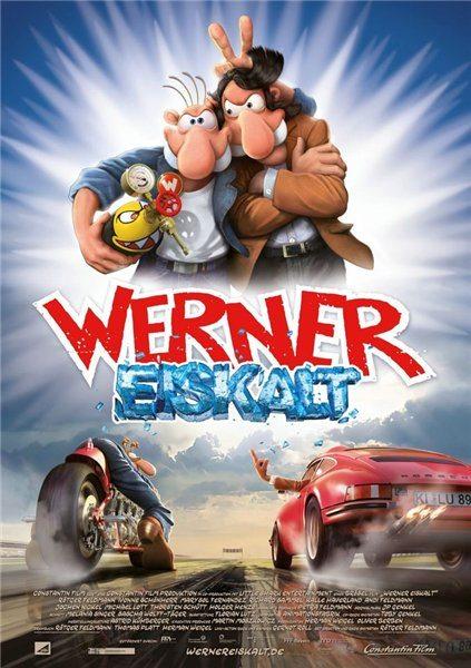 Вернер - холодный, как лёд - Werner - Eiskalt!