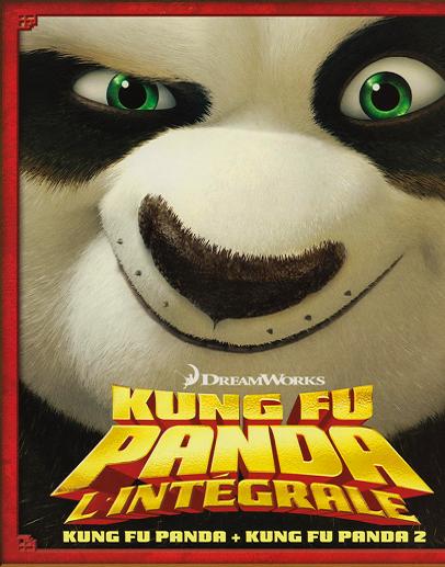 Кунг-фу Панда. Дилогия - Kung Fu Panda. Dilogy