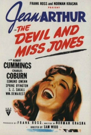 Дьявол и мисс Джонс - The Devil and Miss Jones