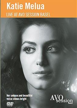 Katie Melua: Avo session Basel 2012