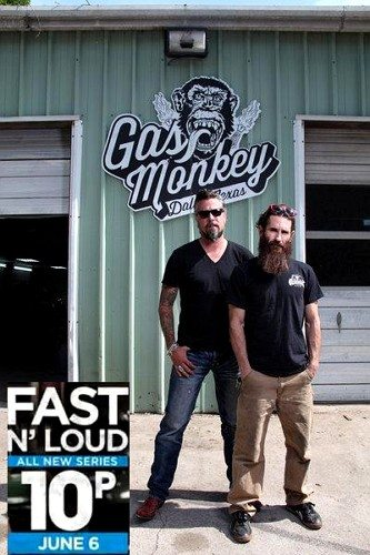 Discovery: Быстрые и громкие - Discovery- Fast N' Loud