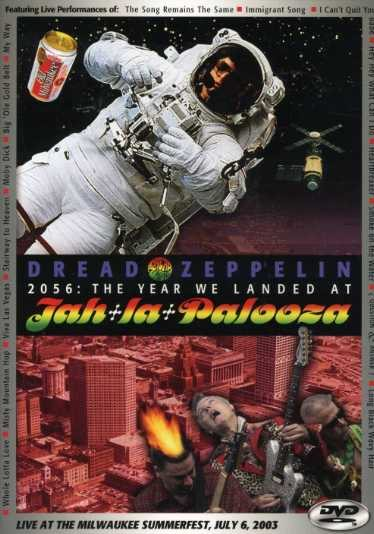 Dread Zeppelin - Jah La Palooza, live