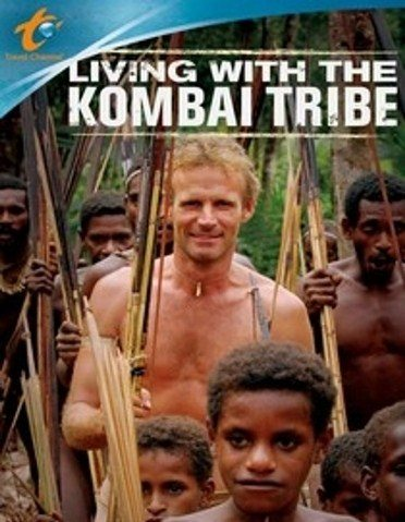 ����� � �������� ������ - Living With The Kombai Tribe