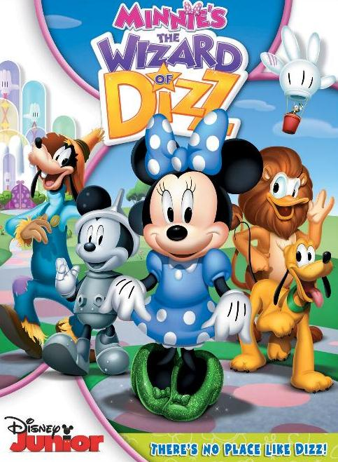 Клуб Микки Мауса: Волшебник страны Дизз - Mickey Mouse Clubhouse- The wizard of Dizz