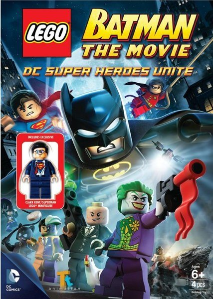 LEGO: Бэтмен: Супергерои DC объединяются - LEGO Batman- The Movie - DC Superheroes Unite