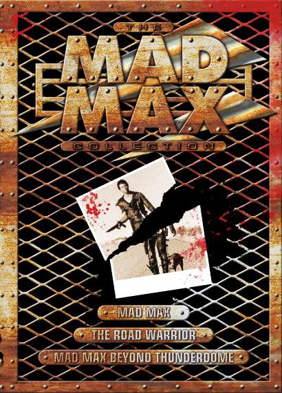 Безумный Макс: Трилогия - Mad Max- Trilogy