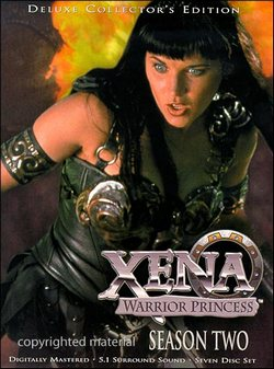 Зена - королева воинов. Сезон 2 - Xena: Warrior Princess. Season II