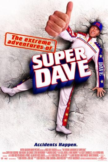 Невероятные приключения Супер Дэйва - The Extreme Adventures of Super Dave