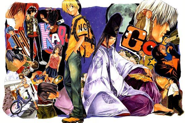 Хикару и го - Hikaru no Go