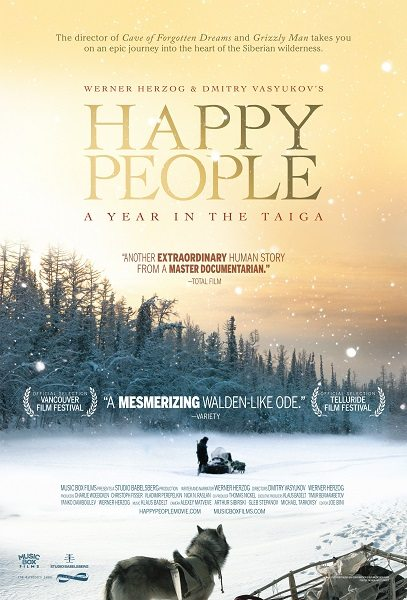 ���������� ����: ��� � ����� - Happy People- A Year in the Taiga