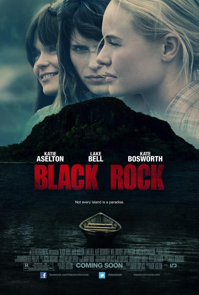 Остров смерти - Black Rock