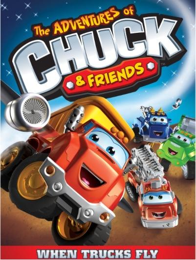 Приключения Чака и его друзей - The Adventures of Chuck & Friends