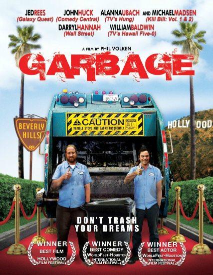 Голливудский мусор - Garbage