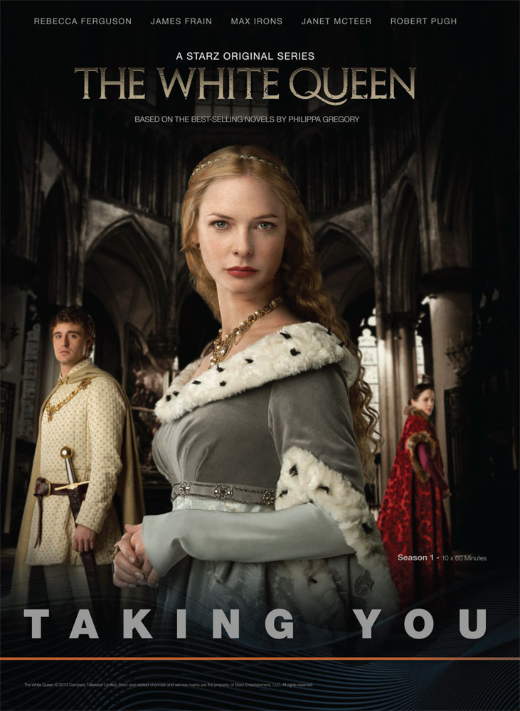 ����� �������� - The White Queen