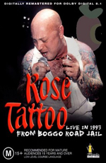 Rose Tattoo - Recorded Live From Boggo Road Jail