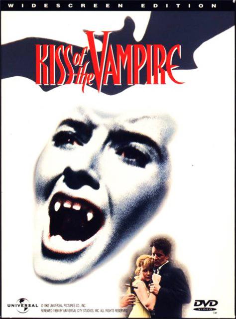 Видеоприложение к журналу - The Kiss of the Vampire