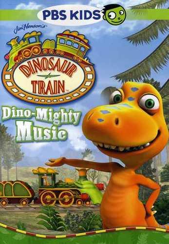 Поезд динозавров - Dinosaur Train