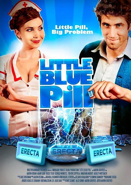Маленькая голубая таблетка - Little Blue Pill
