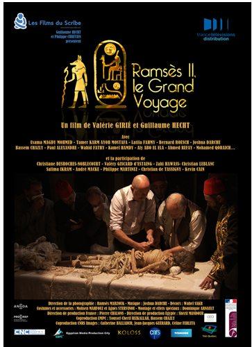 Рамзес II. Великое путешествие - Ramses II. Le Grand Voyage