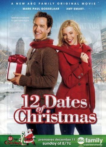 12 рождественских свиданий - 12 Dates of Christmas