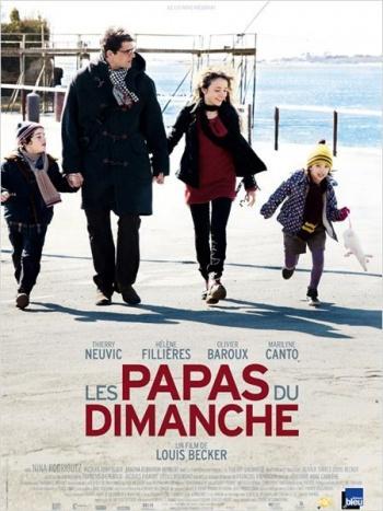 Воскресные папы - Les papas du dimanche