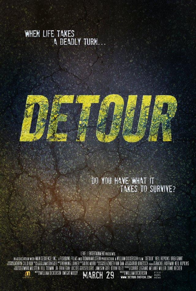 Объезд - Detour