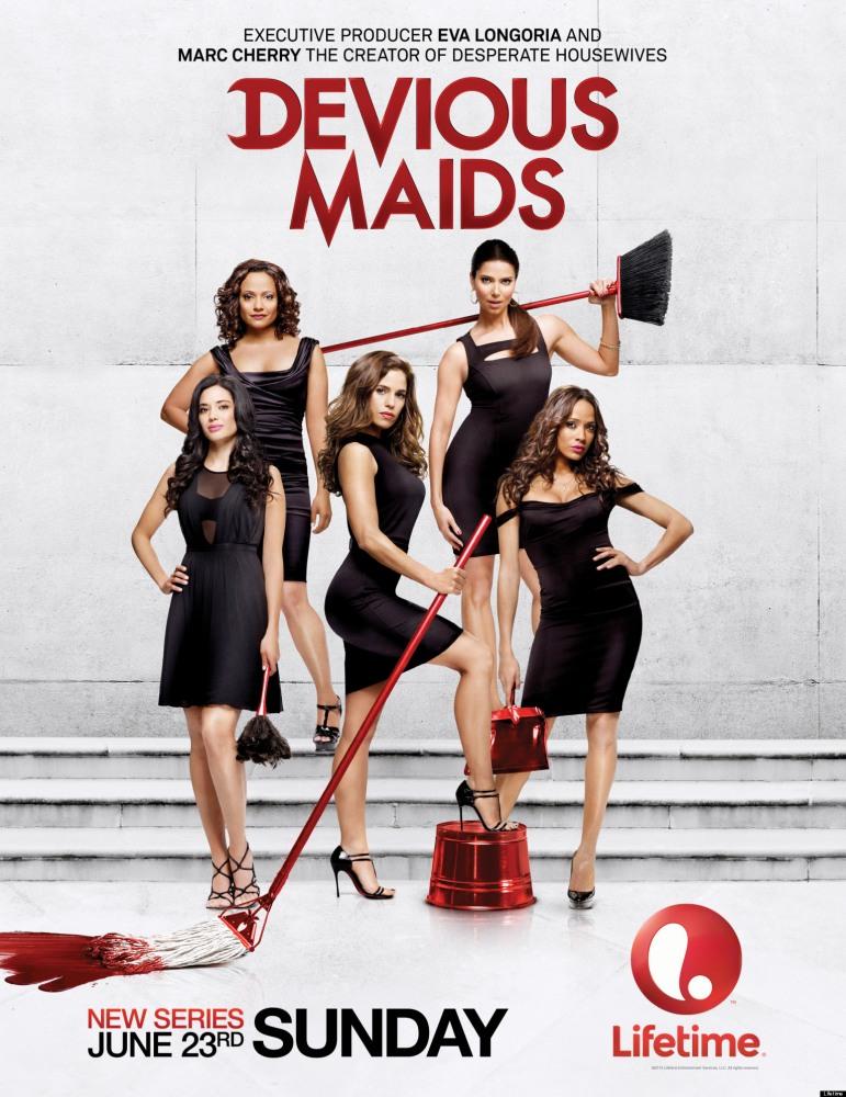Коварные горничные - Devious Maids