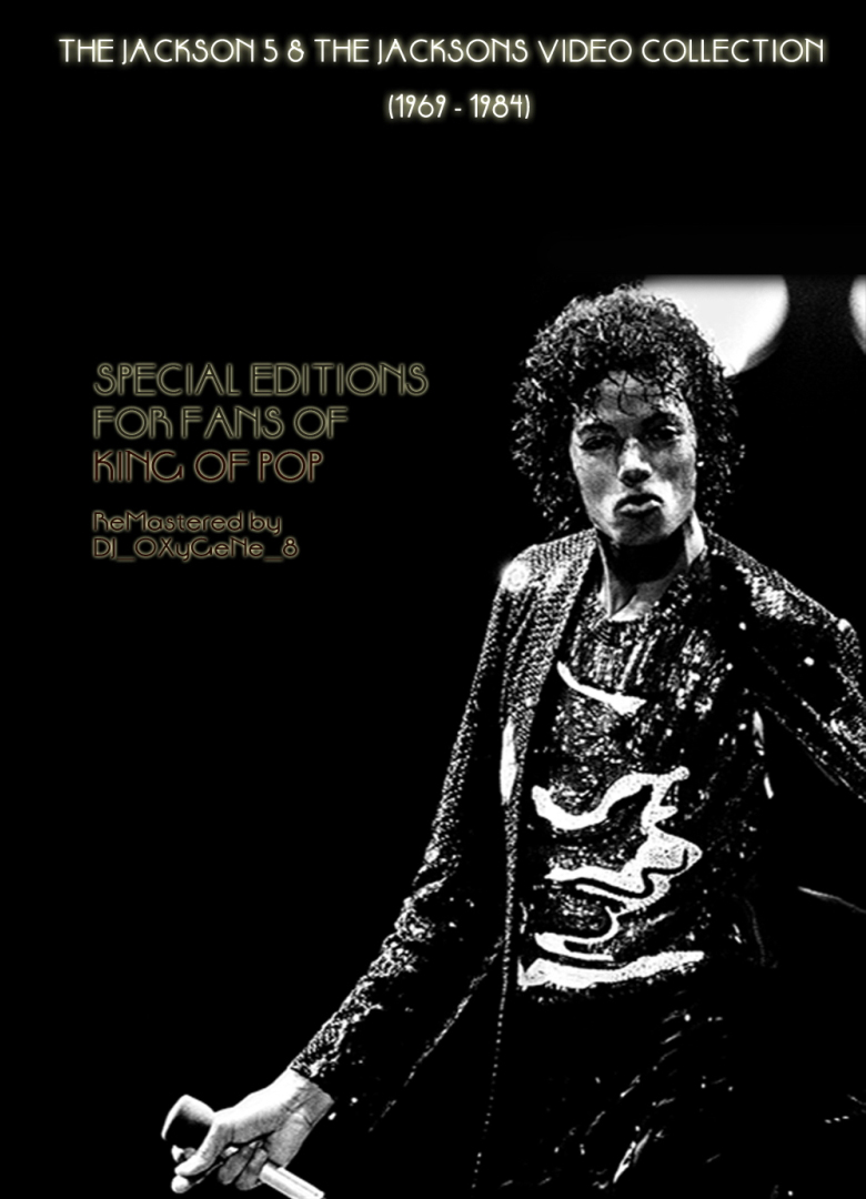 Michael Jackson - The Jackson 5 & The Jacksons Video Collection