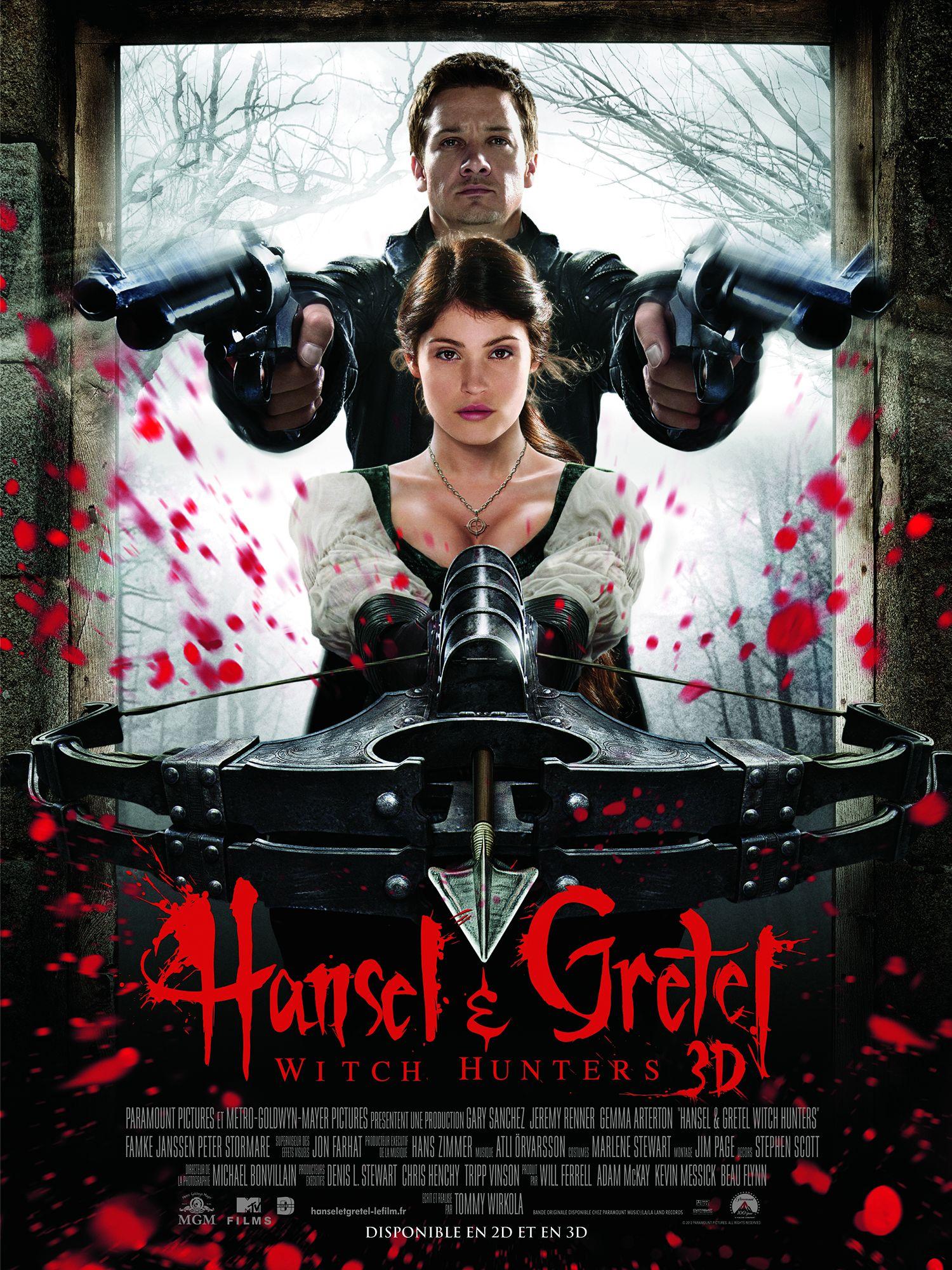 Охотники на Ведьм: Дополнительные материалы - Hansel & Gretel- Witch Hunters- Bonuces