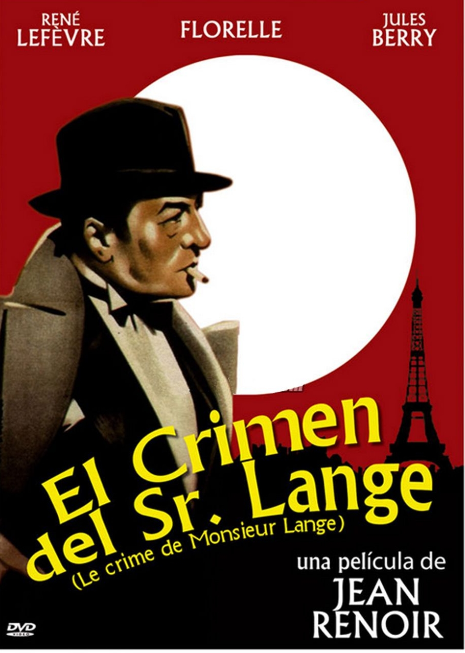 ������������ ��������� ����� - Le Crime de Monsieur Lange