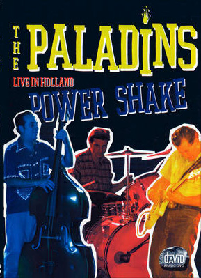 The Paladins - Power Shake