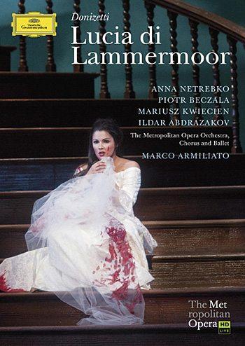 Гаэтано Доницетти - Лючия ди Ламмермур - Gaetano Donizetti - Lucia di Lammermoor