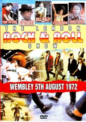 VA - The London Rock and Roll Show 1972