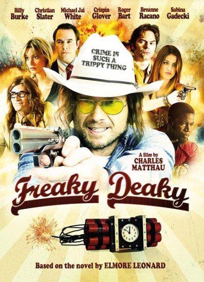 Смерть со спецэффектами - Freaky Deaky