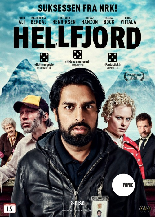 Хелльфьорд - Hellfjord