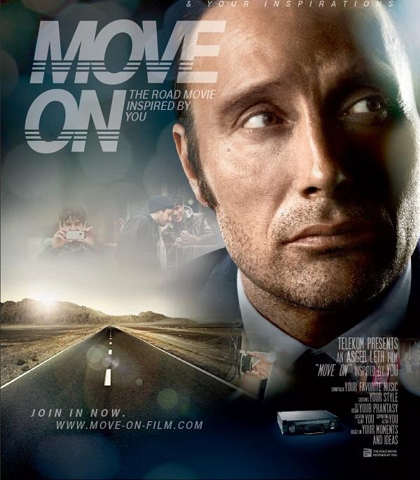 Двигайся - Move On