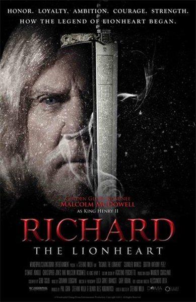 Ричард: Львиное сердце - Richard- The Lionheart