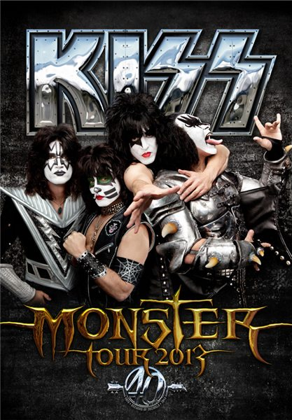 KISS: The Kiss Monster World Tour - Live from Hallenstadion