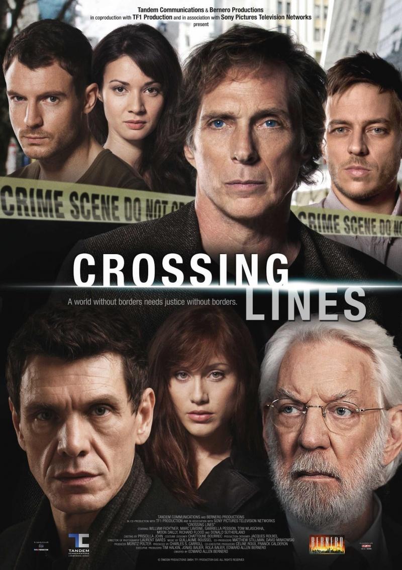 Пересекающиеся линии - Crossing Lines