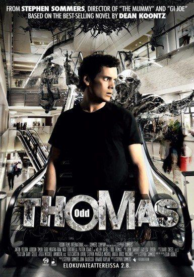 Странный Томас - Odd Thomas
