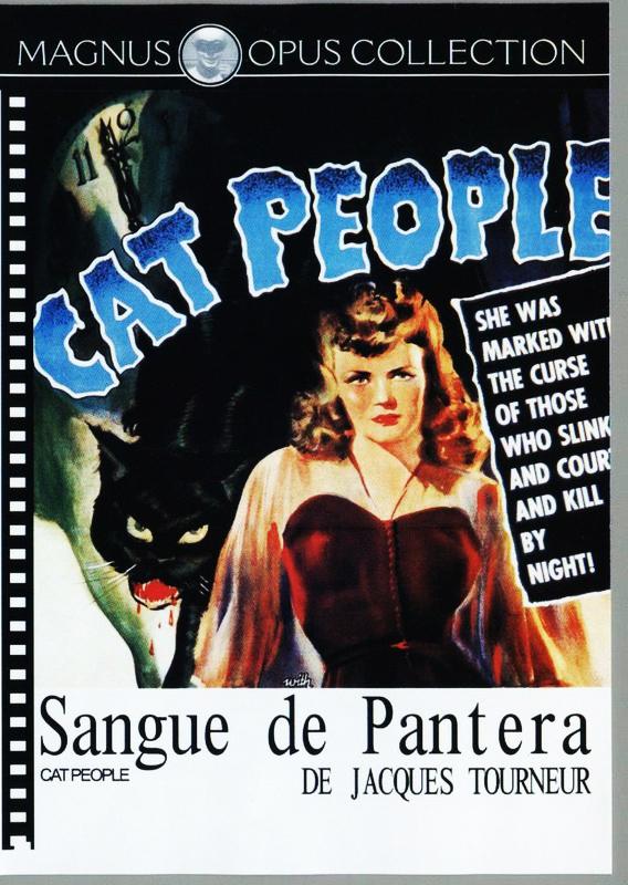 Люди-кошки - Cat People