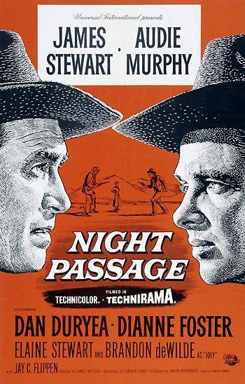 Опасный перегон - Night Passage