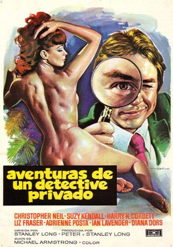 ����������� �������� ��������� - Adventures of a Private Eye