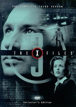 Секретные материалы. Сезон 3 - The X Files. Season III